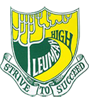 Leumeah High School logo